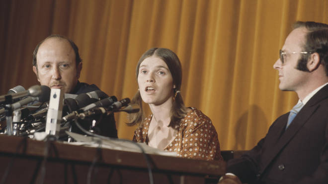 Linda Kasabian Press Conference, 19 August 1970