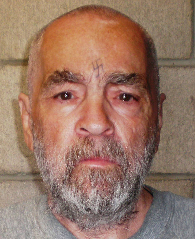 Charles Manson in 2009