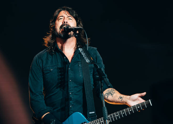 Foo FIghters at Glasgow Summer Sessions 2019