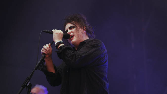The Cure at Glasgow Summer Sessions, 16 August 2019