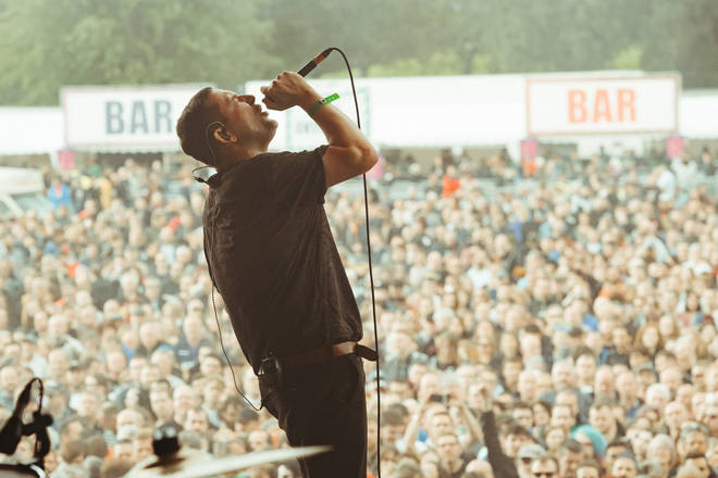 The Twilight Sad at Glasgow Summer Sessions, 16 August 2019