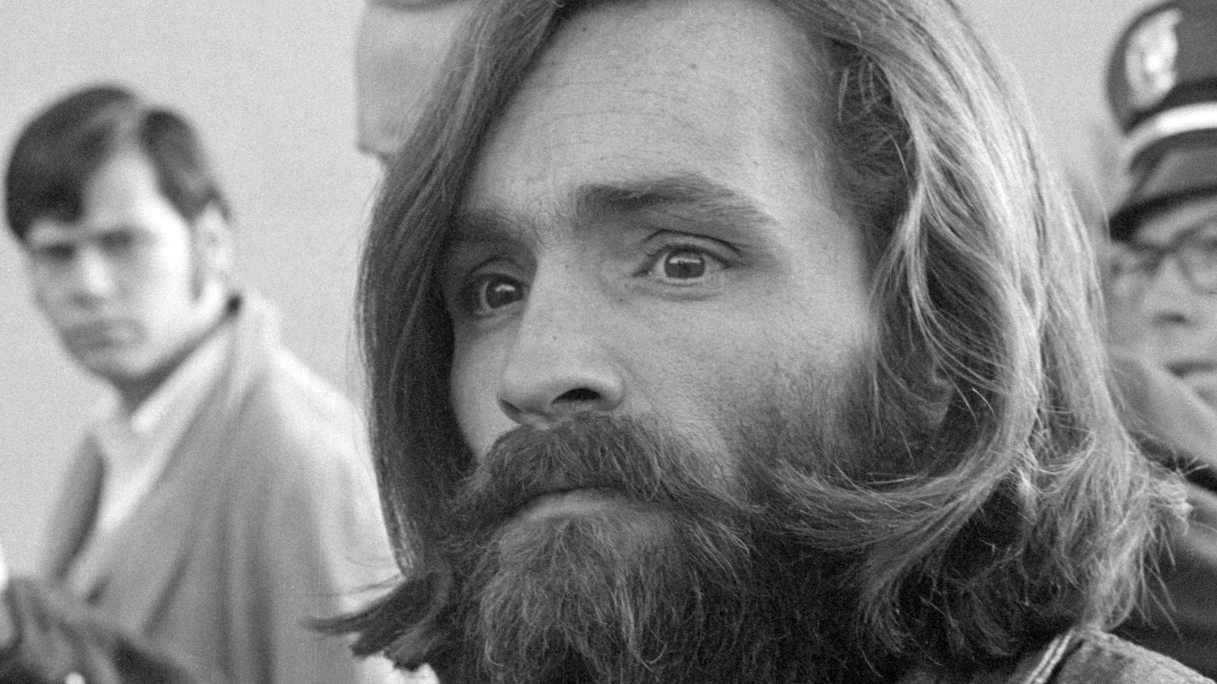 Which songs did Charles Manson write?