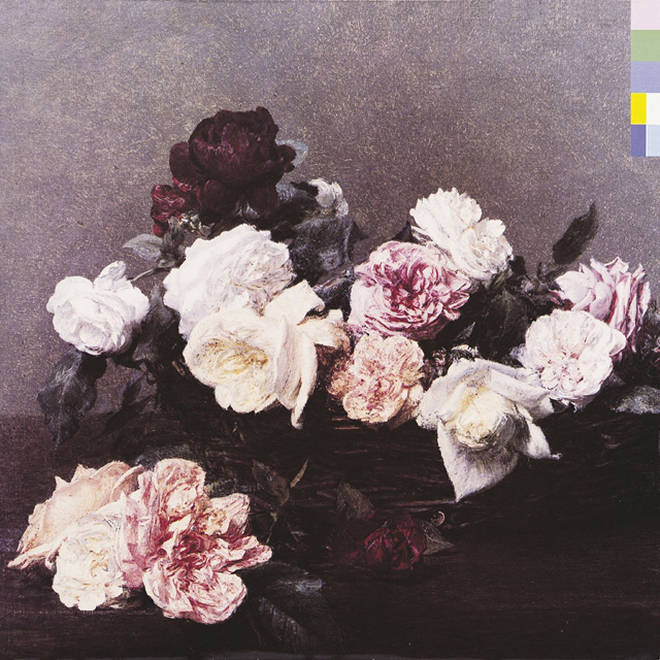 New Order - Power, Corruption And Lies album cover