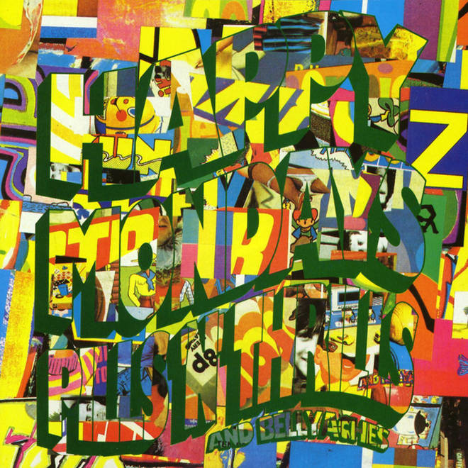 Happy Mondays - Pills N Thrills And Bellyaches album cover
