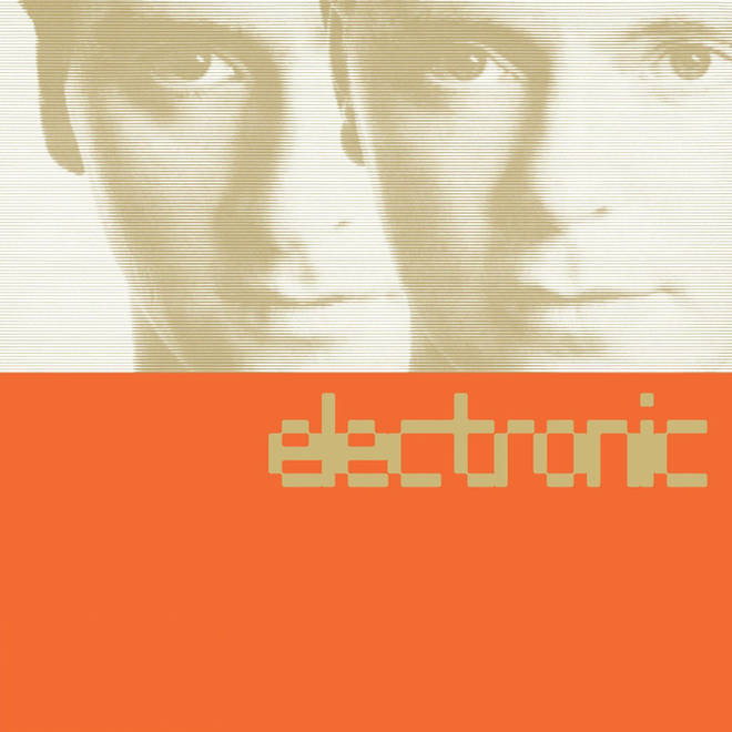 Electronic - Electronic album cover