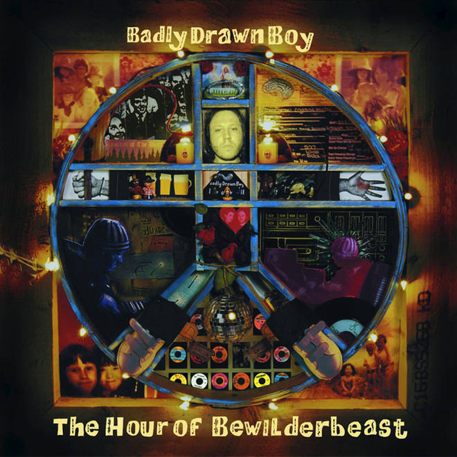 Badly Drawn Boy - The Hour Of Bewilderbeest album cover