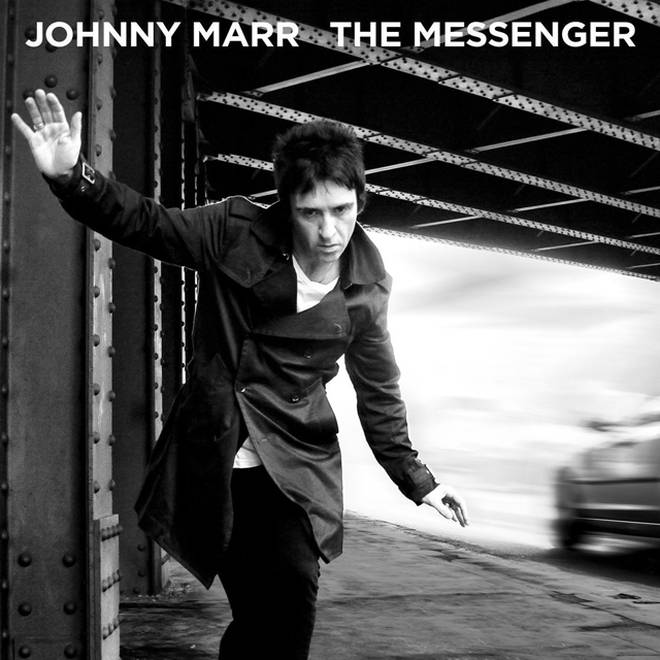 Johnny Marr - The Messenger album cover