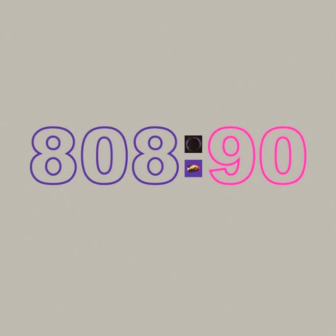 808 State - 90 album cover