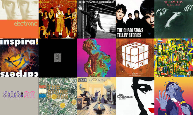 Best Manchester Albums