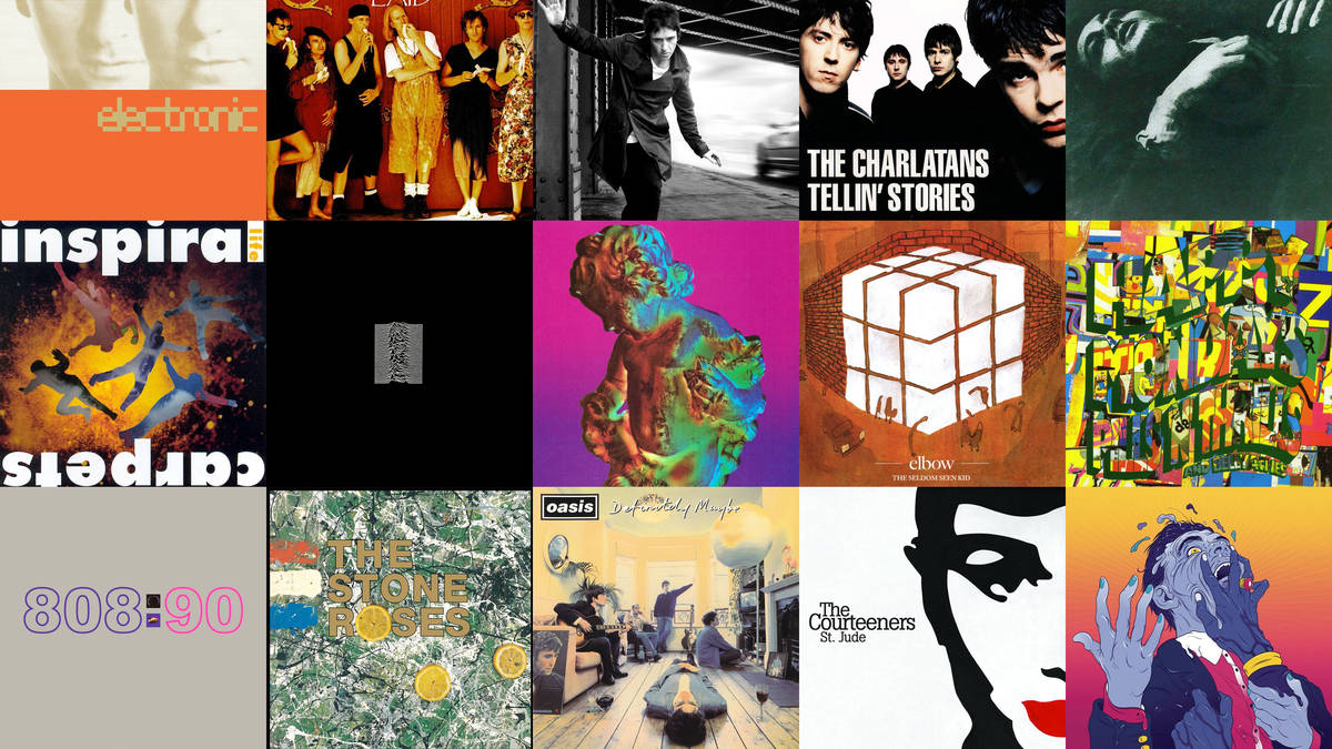 25 classic albums from Manchester