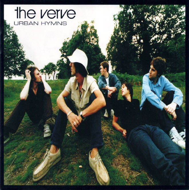 The Verve - Urban Hymns album cover