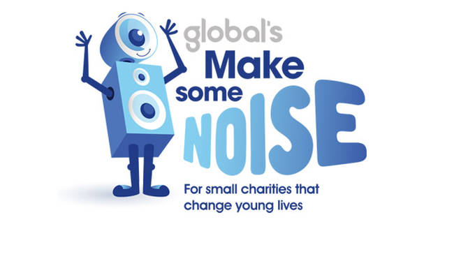Global's Make Some Noise logo 2019
