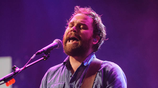 Frightened Rabbit lead singer Scott Hutchison
