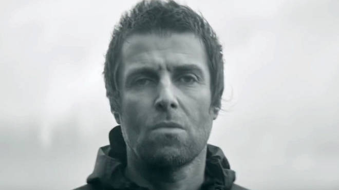 Liam Gallagher in the One Of Us video