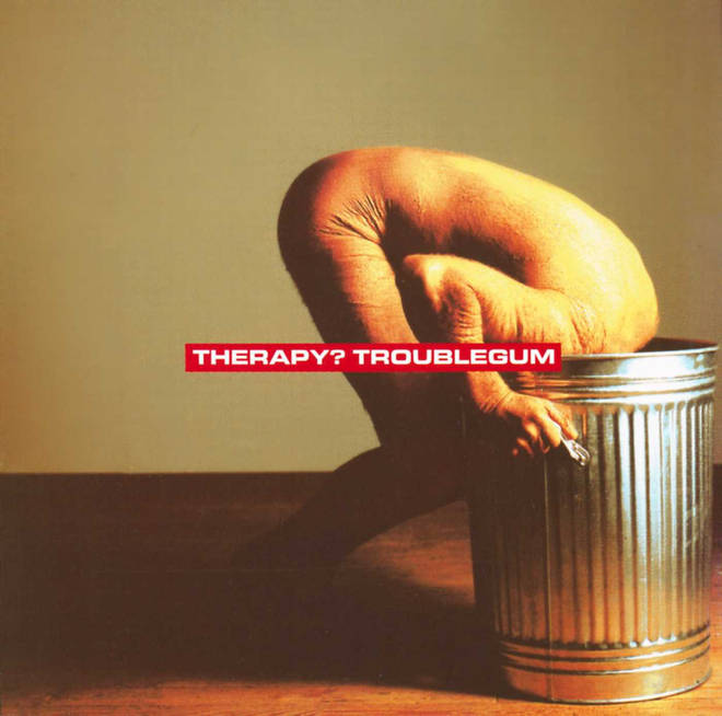 Therapy? - Troublegum album cover