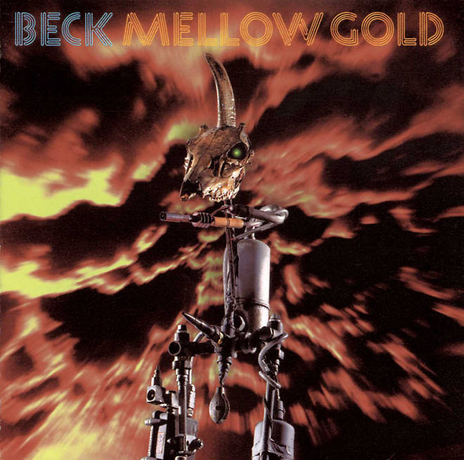 Beck - Mellow Gold album cover