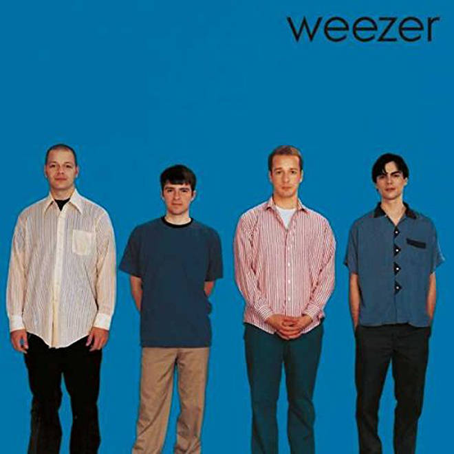 Weezer - Weezer (The Blue Album) cover