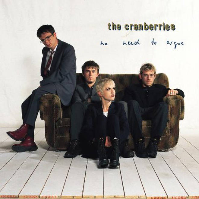 The Cranberries - No Need To Argue album cover