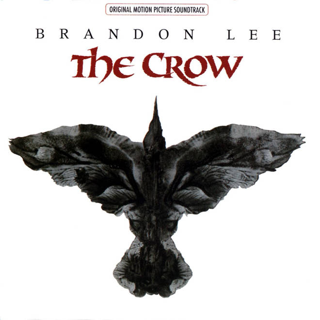Original Soundtrack - The Crow album cover