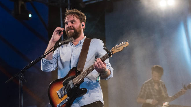 Frightened Rabbit at Latitude Festival 2016