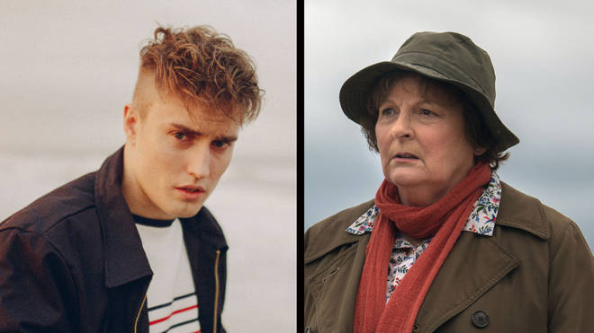 Sam Fender and Vera actress Brenda Blethyn