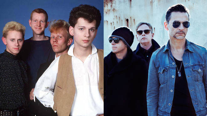 Depeche Mode now and then