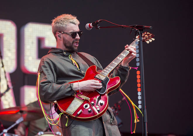 Courteeners live at Isle Of Wight Festival 2019