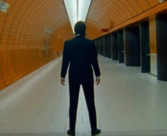 Alex Turner's double in Arctic Monkeys' Four Out Of Five video