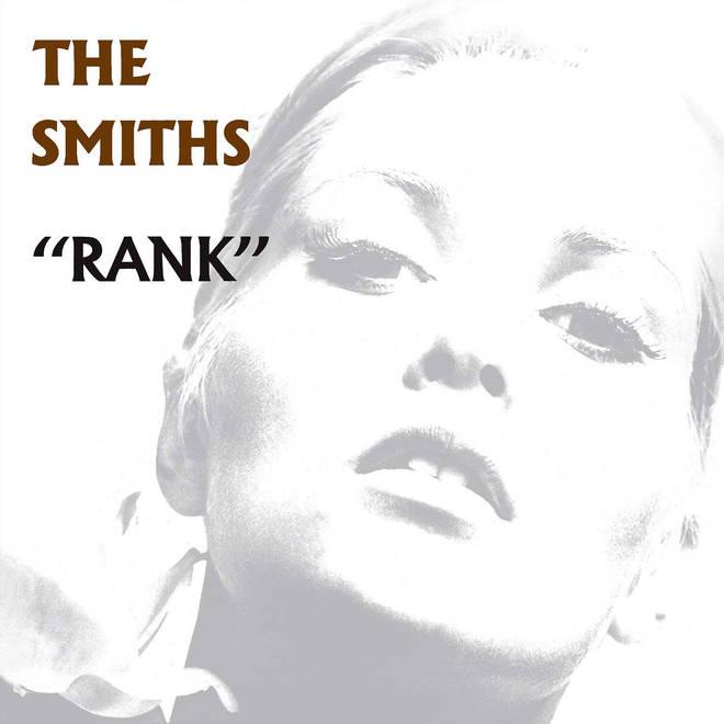 The Smiths - Rank album cover