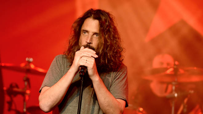 Chris Cornell in 2016