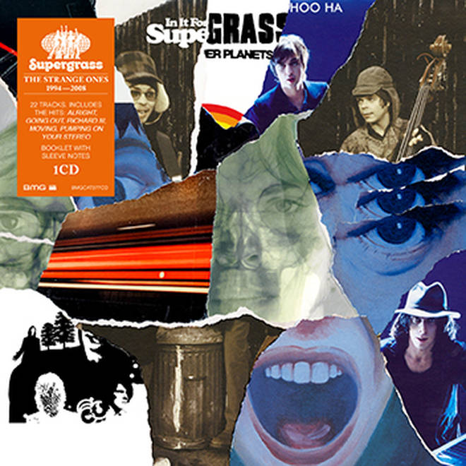 Supergrass best of artwork