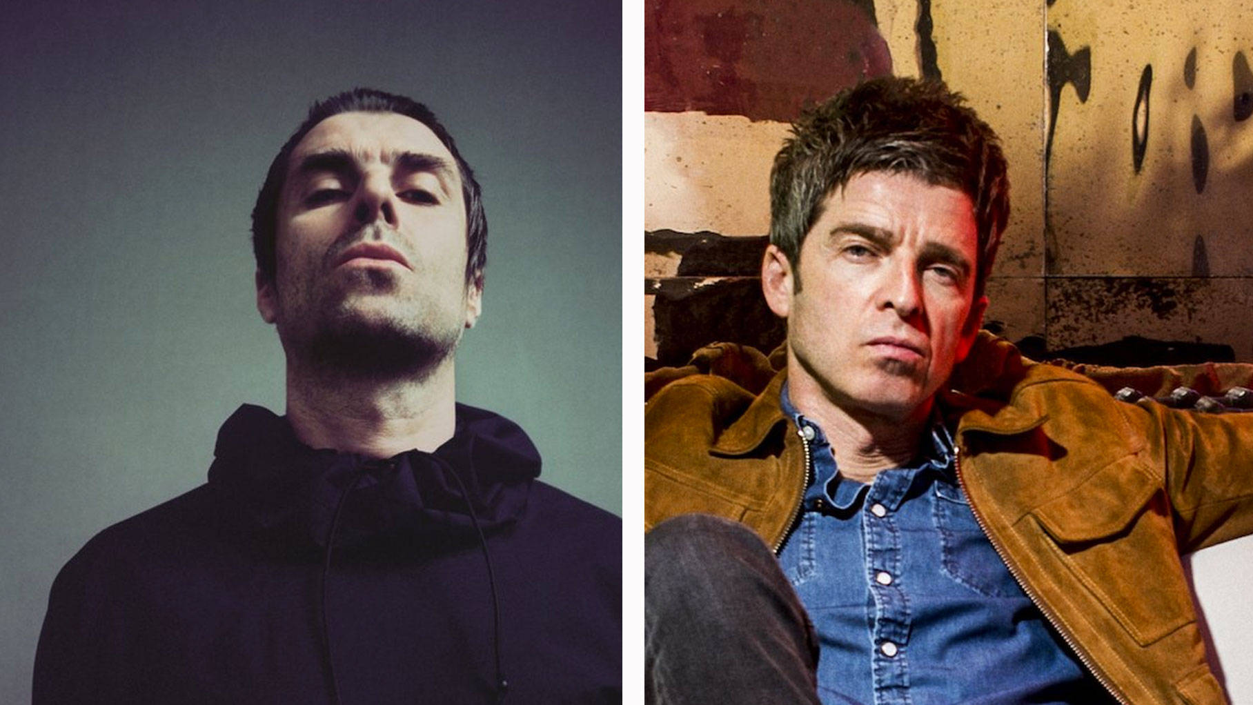 "Liam Gallagher slams brother Noel for ""slagging off"" young fans"