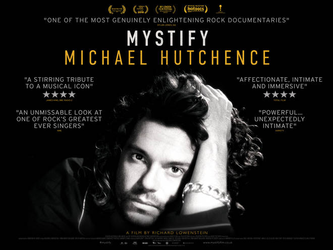 Mystify: Michael Hutchece poster