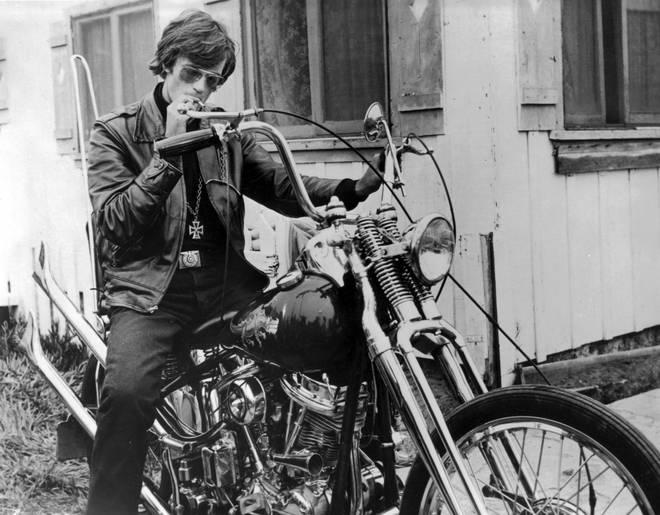 Peter Fonda in The Wild Angels (1966)