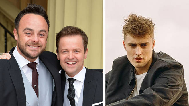 And and Dec and Sam Fender