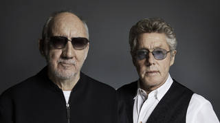 The Who's Pete Townshend and Roger Daltrey