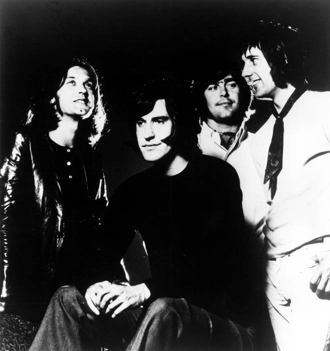 The Kinks circa 1970