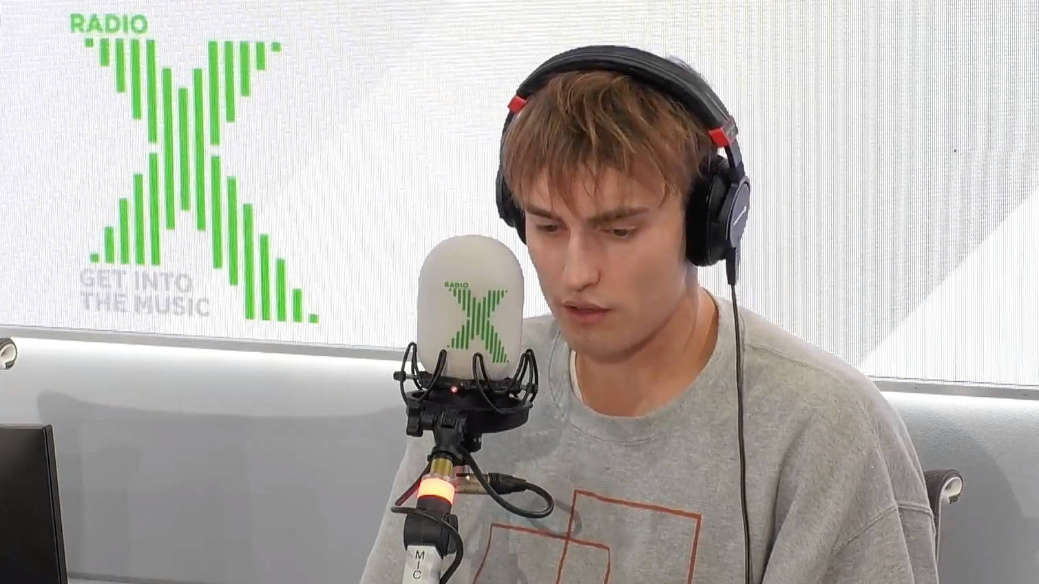 WATCH: Sam Fender reveals how Dead Boys track saved man's life