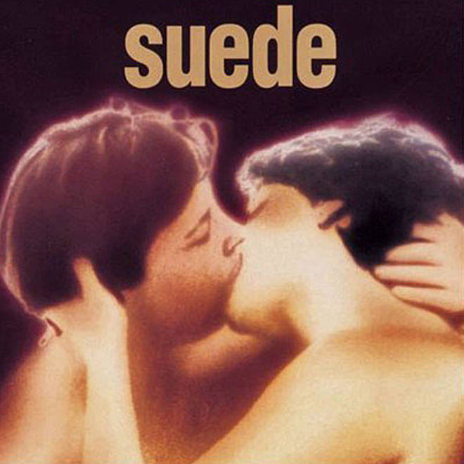 Suede - Suede album cover