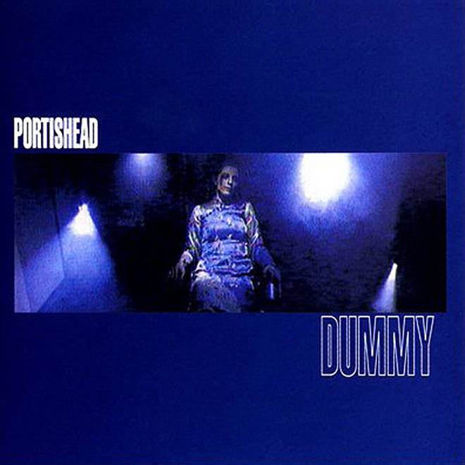Portishead - Dummy album cover