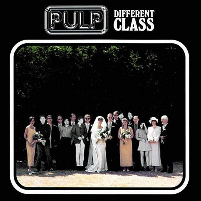 Pulp - Different Class album cover