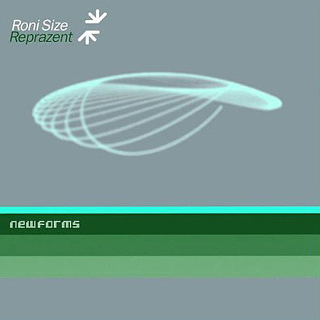 Roni Size/Reprazent - New Forms album cover