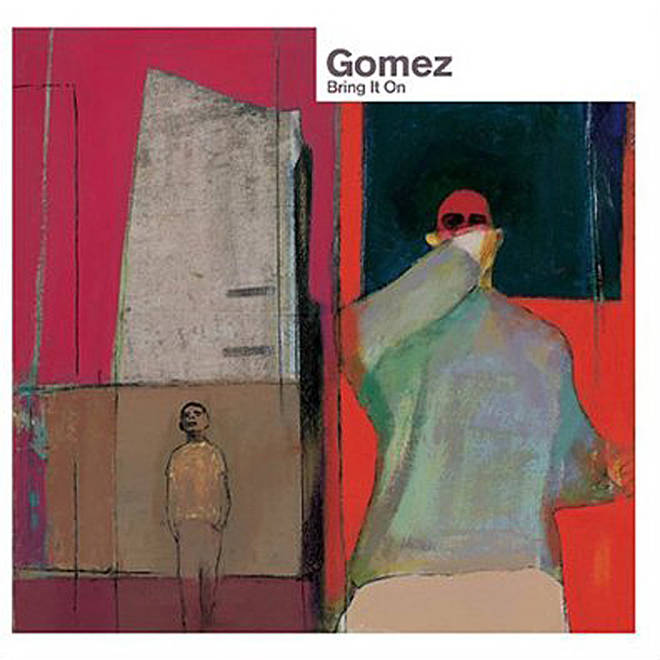 Gomez - Bring It On album cover