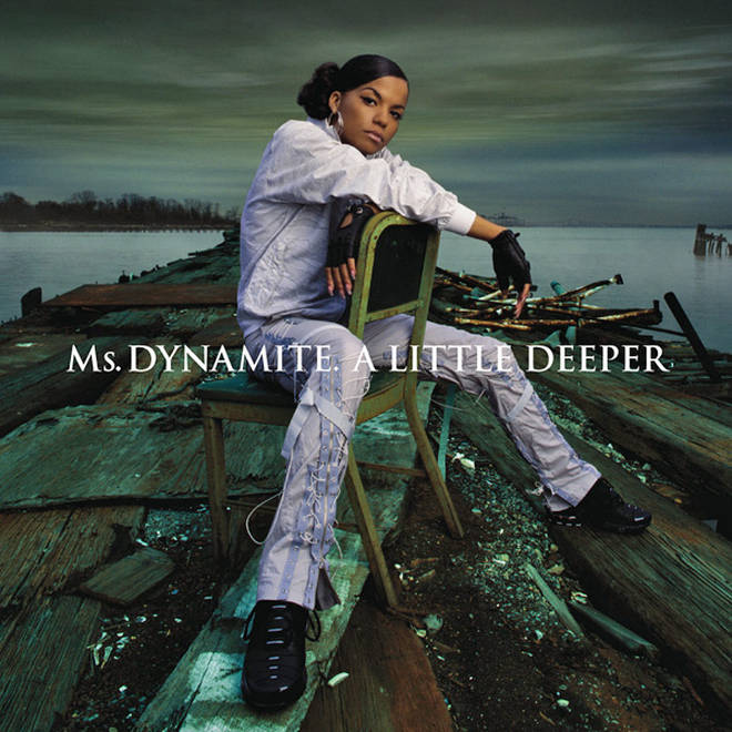 Ms. Dynamite - A Little Deeper album cover
