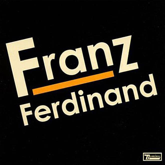 Franz Ferdinand - Franz Ferdinand album cover
