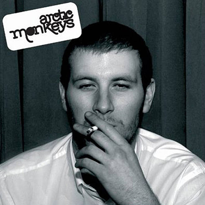 Arctic Monkeys - Whatever People Say I Am, That's What I'm Not album cover