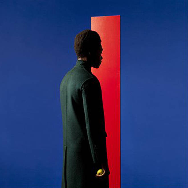 Benjamin Clementine - At Least For Now album cover