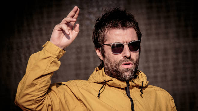 Liam Gallagher live in Italy in 2018