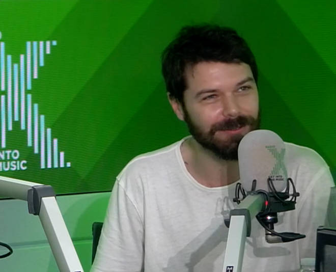 Biffy Clyro's Simon Neil
