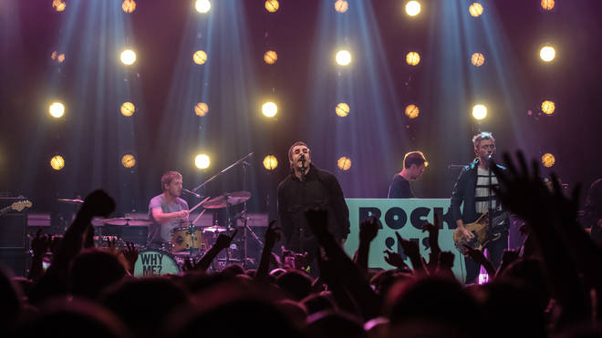 Radio X presents Liam Gallagher at O2 Ritz Manchester